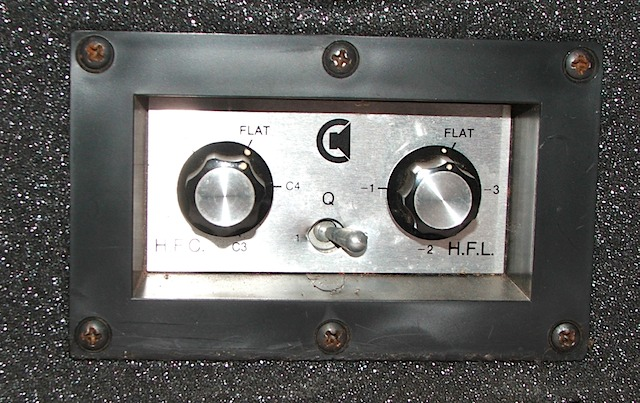 Cizek 1 Q Switch